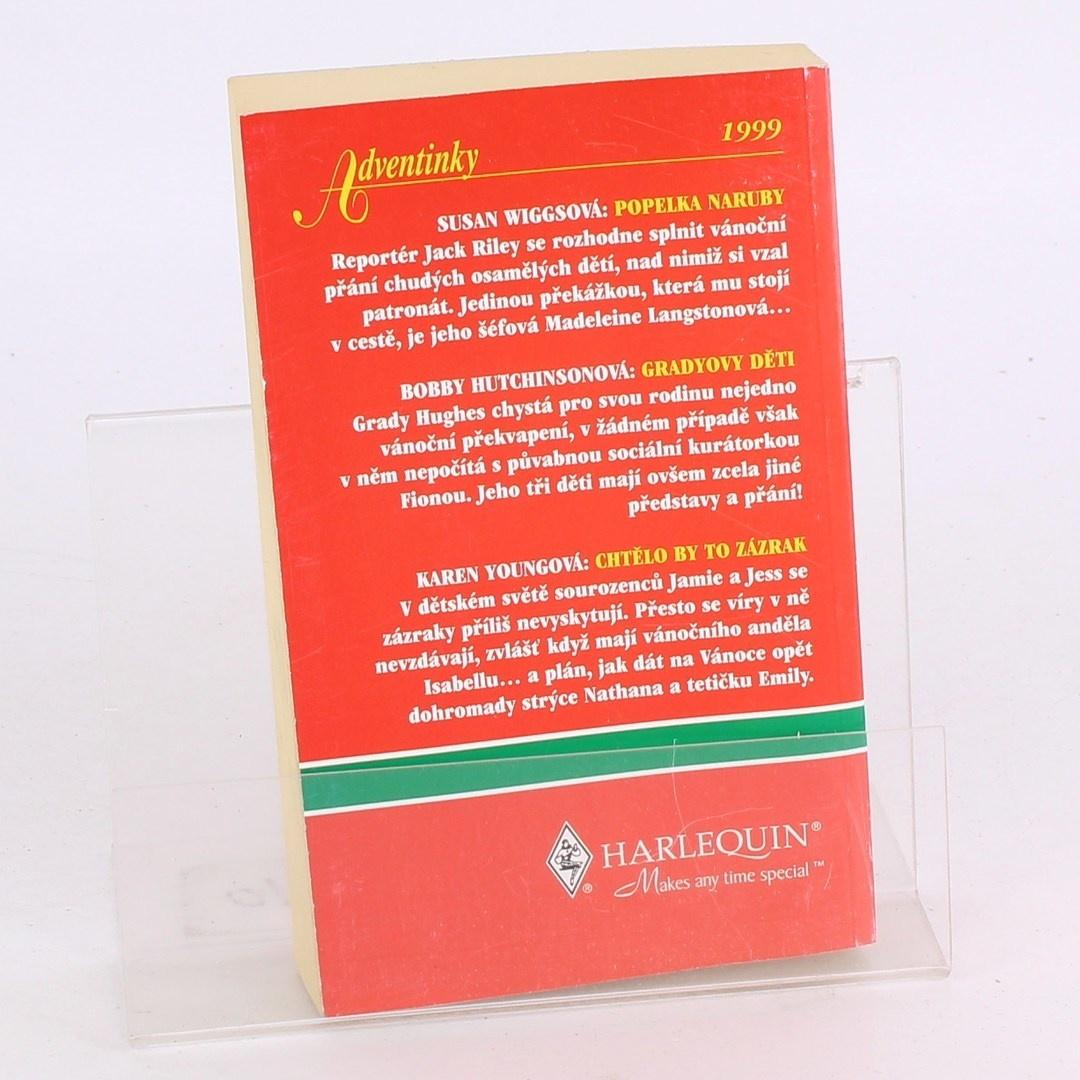 Kniha Adventinky II