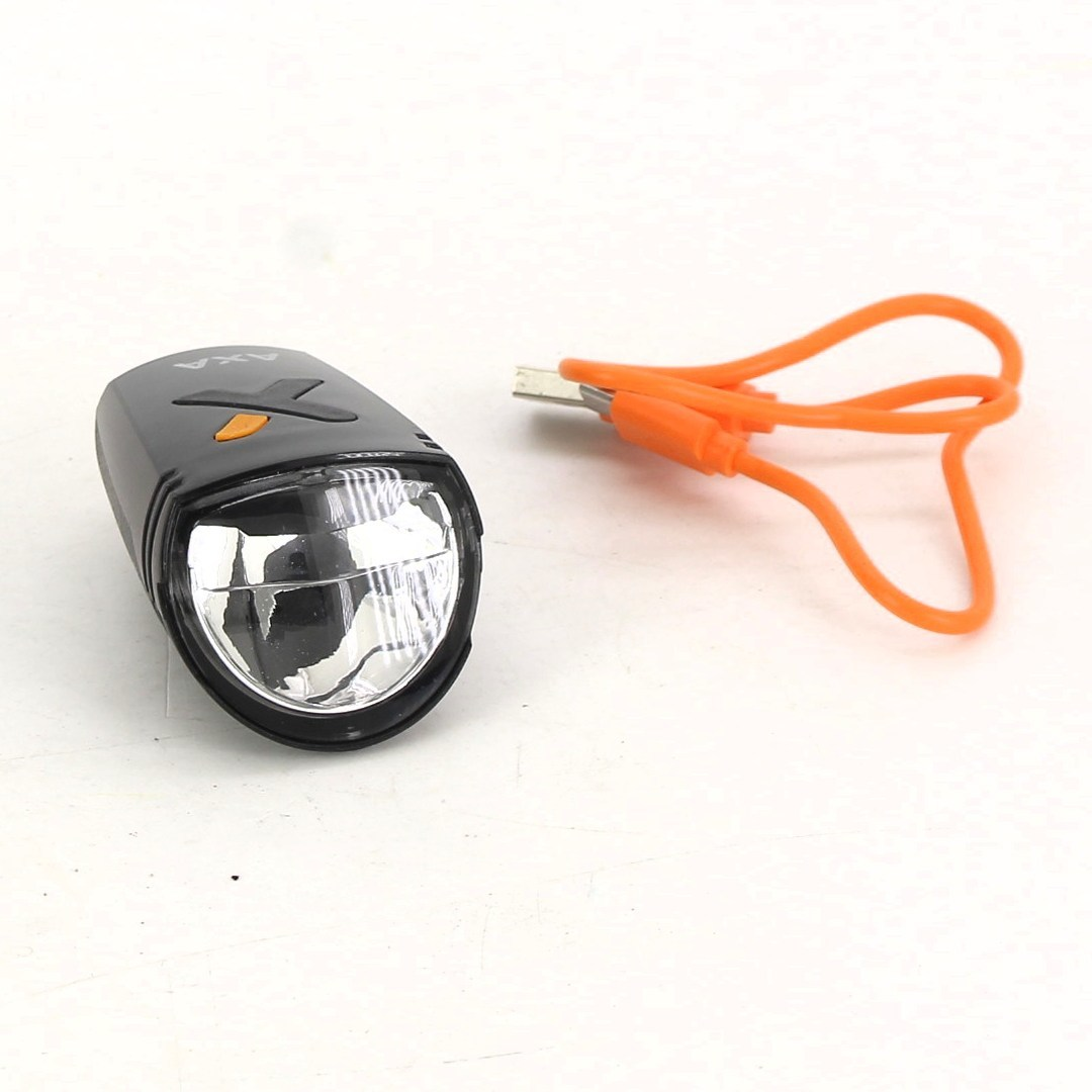 Světlo na jízdní kolo AXA Greenline 15 Lux