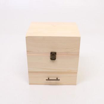 Dřevěná šperkovnice CHSEEA
