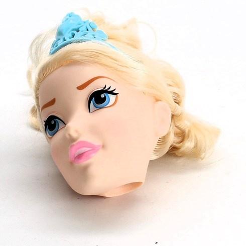 Česací hlava Disney Princess Cinderella