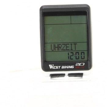 Cyklocomputer West Biking
