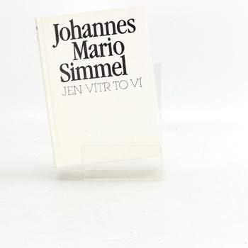 Kniha Johannes Mario Simmel: Jen vítr to ví