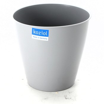 Plastový koš na odpadky Koziol DEL XS 2L