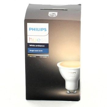 LED žárovka Philips Hue White Ambiance GU10