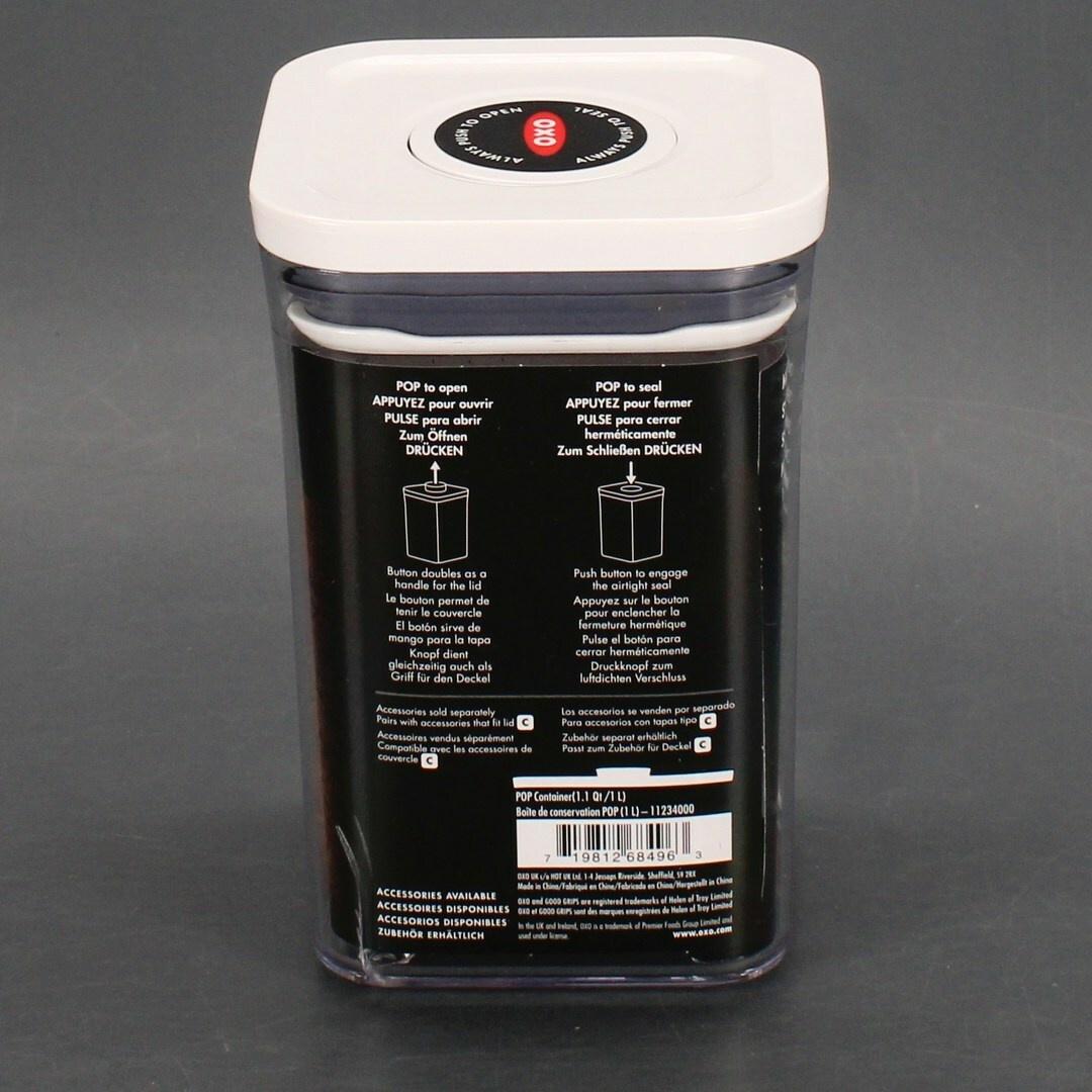 Plastový kontejner POP OXO