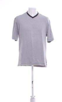 Pánské tričko DKNY pruhované