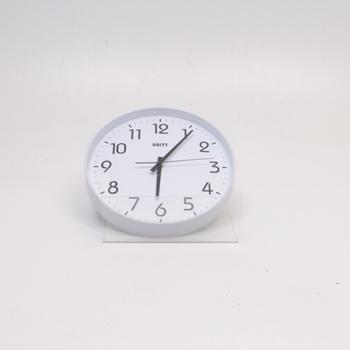 Nástěnné hodiny Unity Fradley UNSW110 bílé
