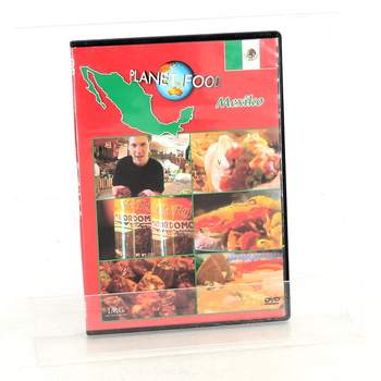 DVD Planet food - Mexiko