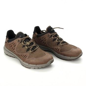 Pánská obuv Ecco treková hnědá