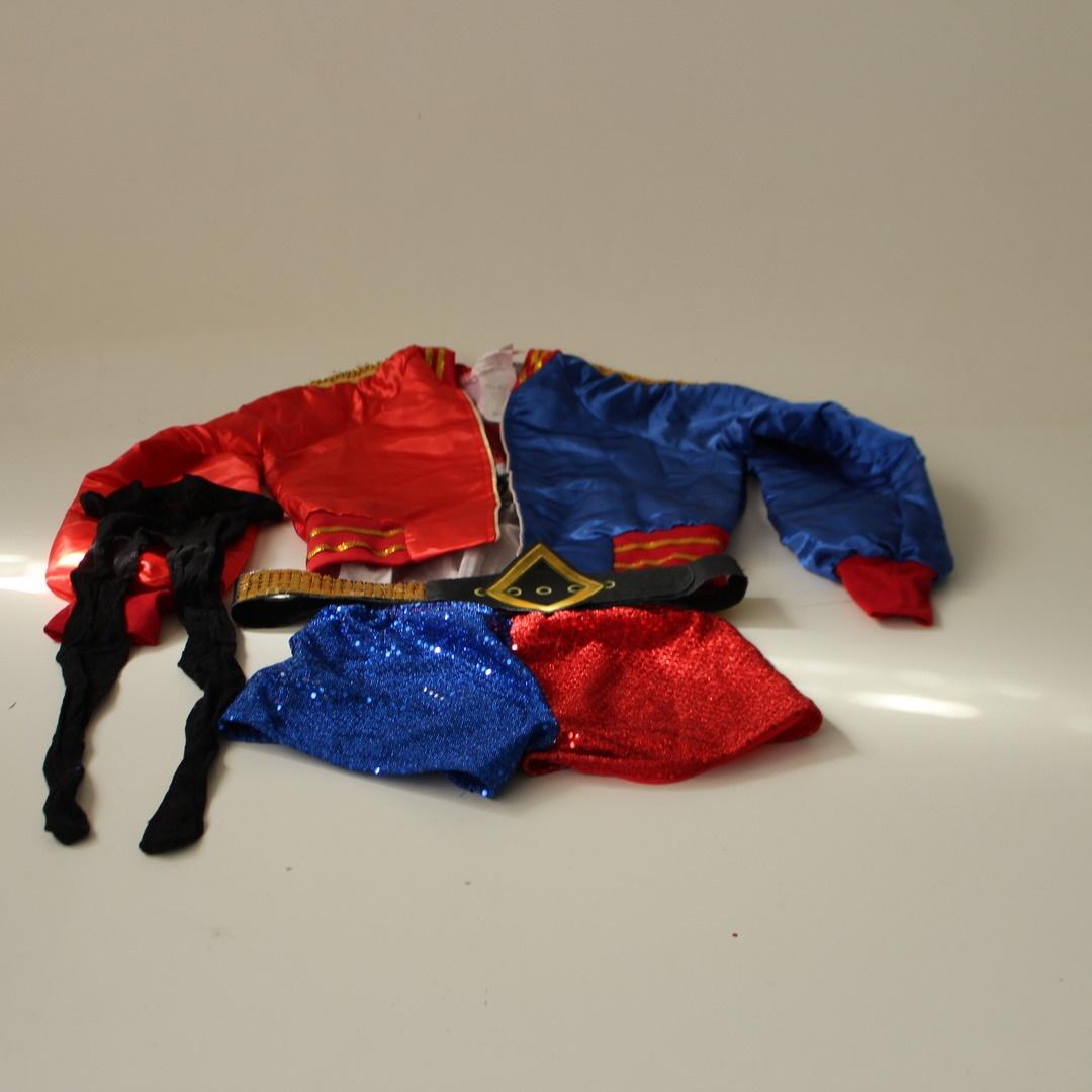 Kostým Harley Qiunn Rubies Costume 820118