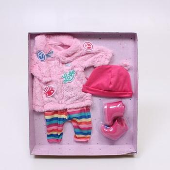 Oblečky pro panenku Baby Born Trend Deluxe