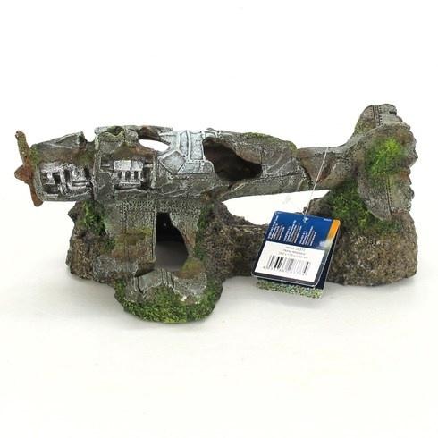 Dekorace do akvária Nobby Plane Wreck
