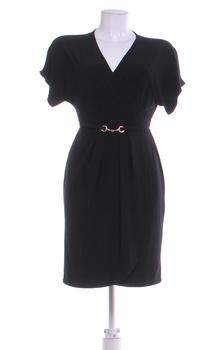 Dámské elegantní šaty F&F černé