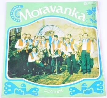 Gramofonová deska Moravanka podruhé