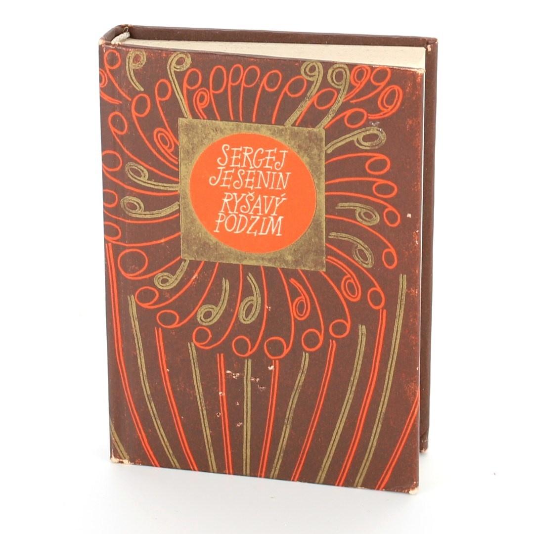Kniha Ryšavý podzim