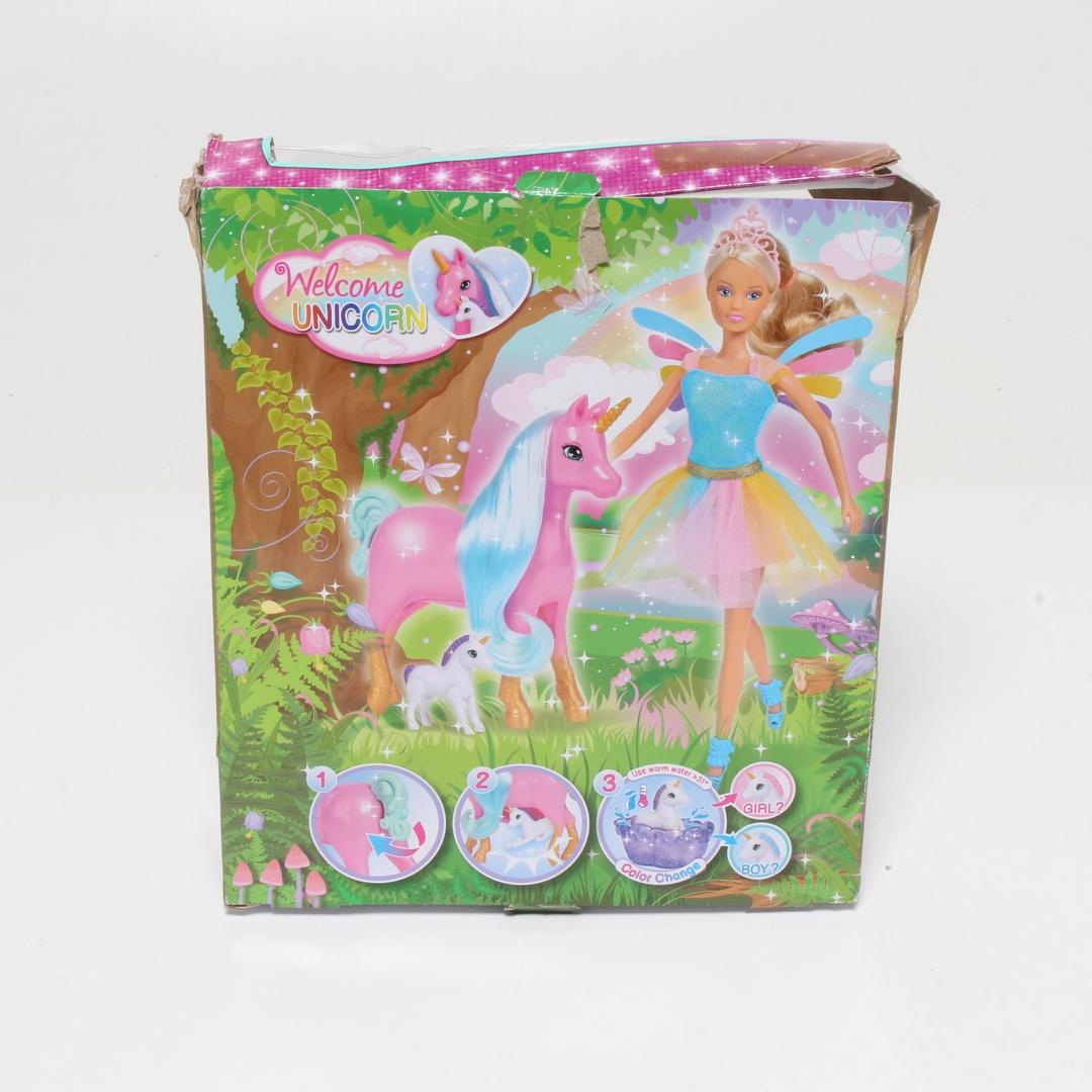 Panenka Simba Steffi Love Welcome Unicorn