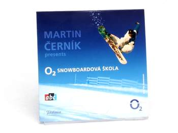DVD O2 Snowboardová škola