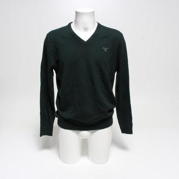 Pánský svetr výstřih do V Gant 8010520