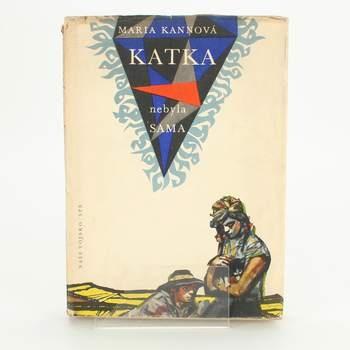 Kniha Katka nabyla sama