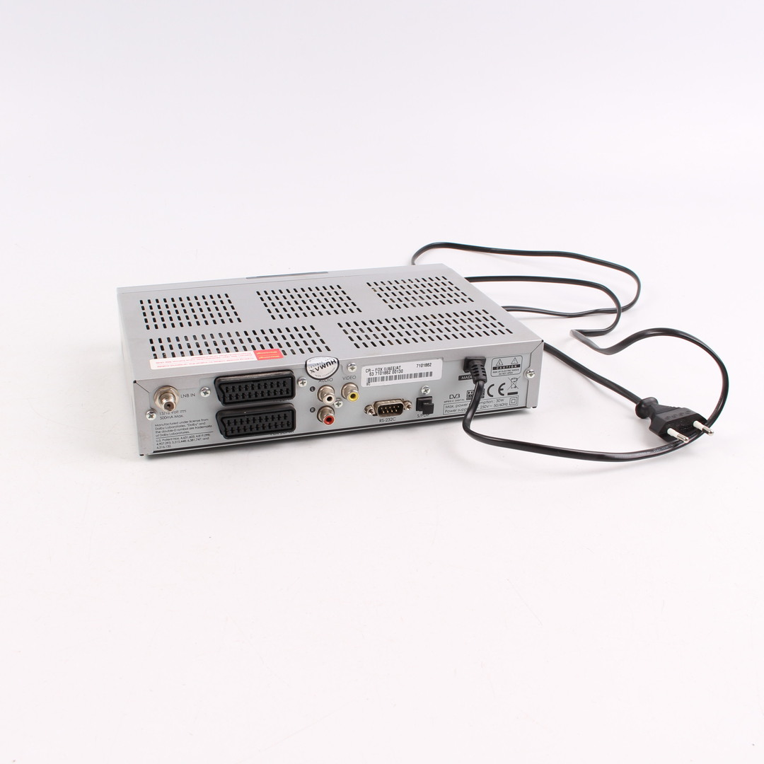 Satelitní přijímač Humax CR-Fox Crypto ONE