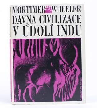 Kniha Wheeler: Dávná civilizace v údolí Indu