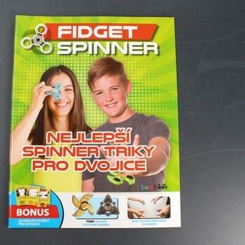 Kniha Fidget Spinner triky