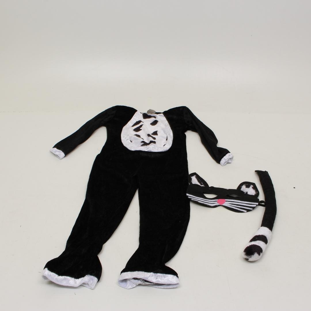 Karnevalový kostým Smiffys kočka