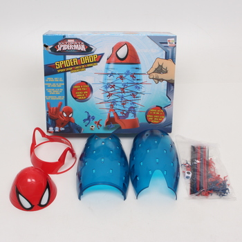 Desková hra IMC Toys Spider drop AJ
