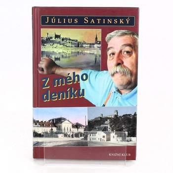 Kniha Július Satínský: Z mého deníku