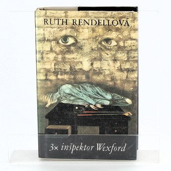 Ruth Rendell: 3x inšpektor Wexford
