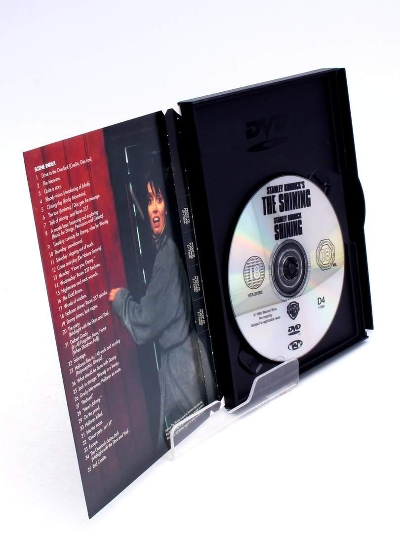 DVD Warner Bros The shining - bazar   OdKarla cz