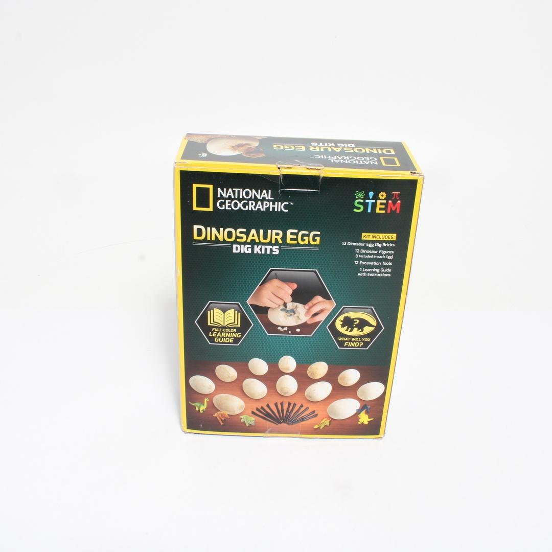 Dinosauří vejce National Geographic