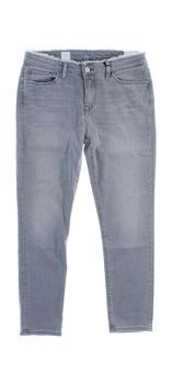 Dámské džíny Tommy Hilfiger Como šedé