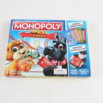 Stolní hra Hasbro Gaming Monopoly Junior II