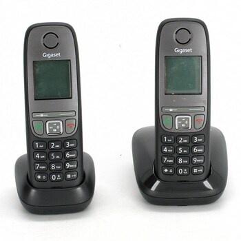 Bezdrátový telefon Gigaset AS475 DUO