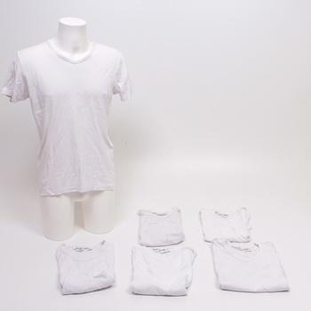 Pánské trička DIM 00DN 6 kusů