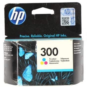 Inkoustová cartridge HP CC643EE 300