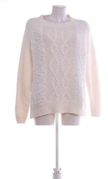 Dámský zimní svetr F&F s elegantním vzorem