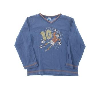 Dětské tričko Adams Kids modré s potiskem