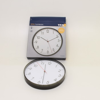Nástěnné hodiny TFA Dostmann Mettall