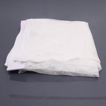 Záclona Dokot Viktoriánského typu