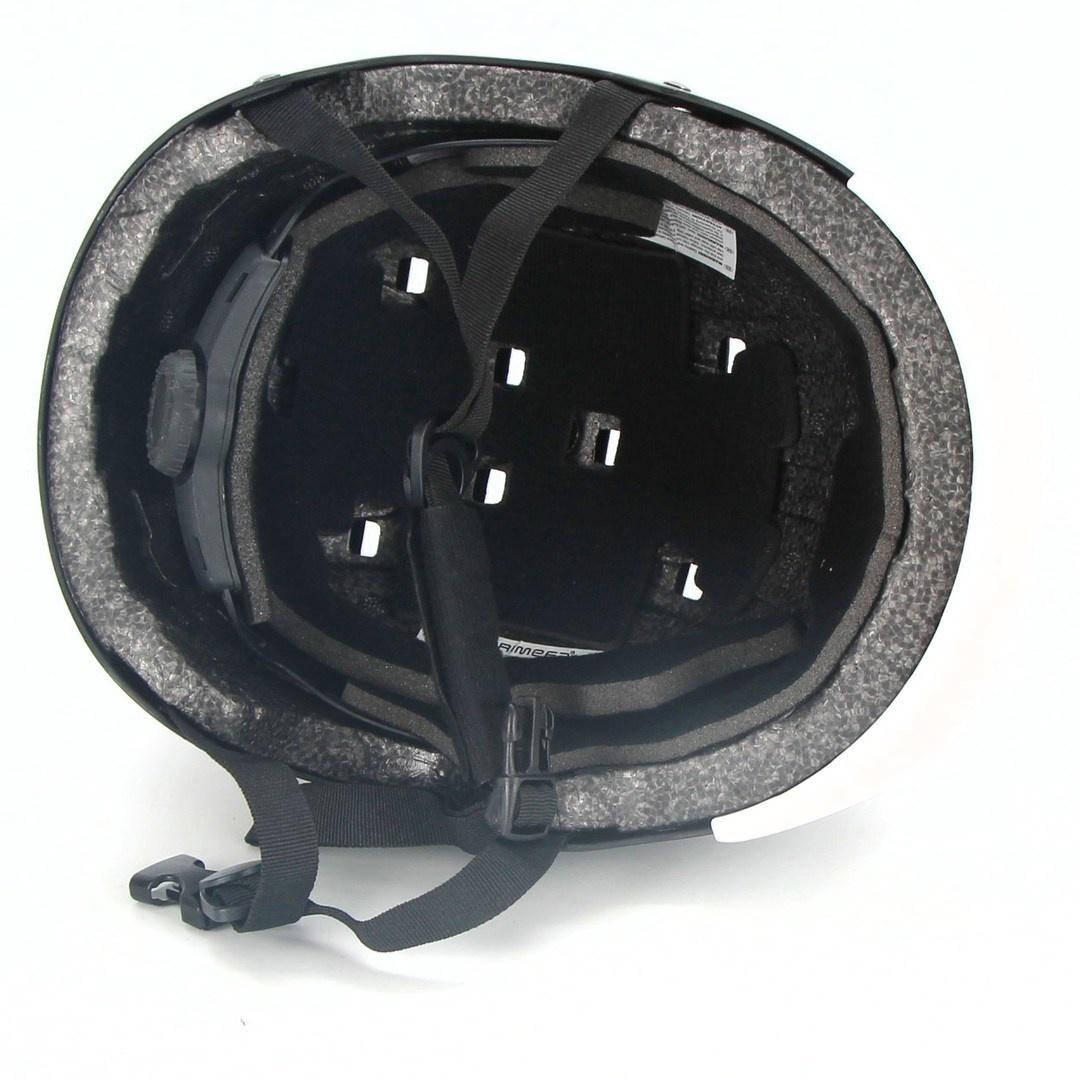 Dětská přilba Korimefa černá vel. M 54 - 57