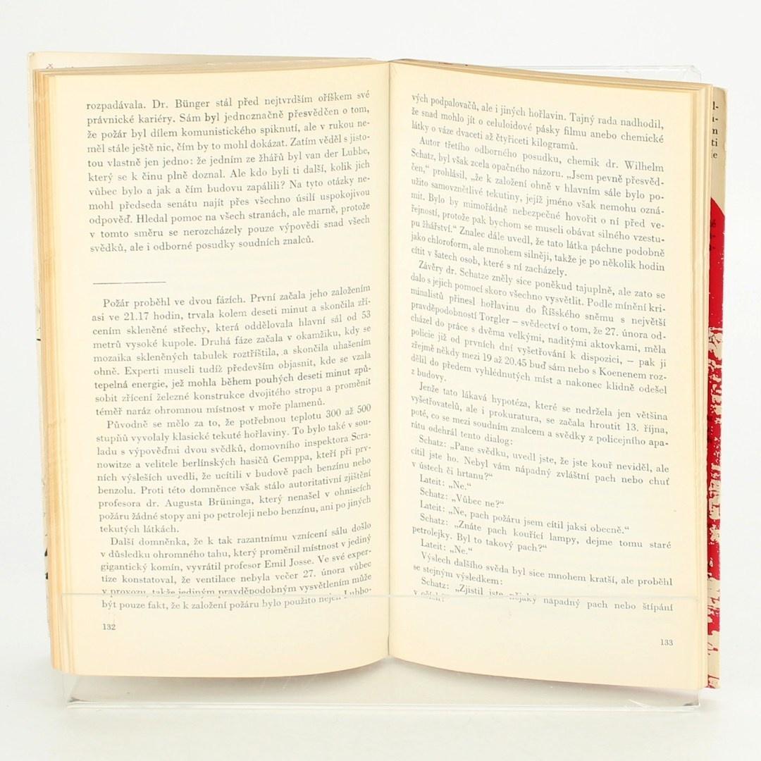 Kniha   Ve  znamení  ohně