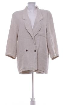 73ea04ca543 Dámský kabátek Sandy Clery béžový