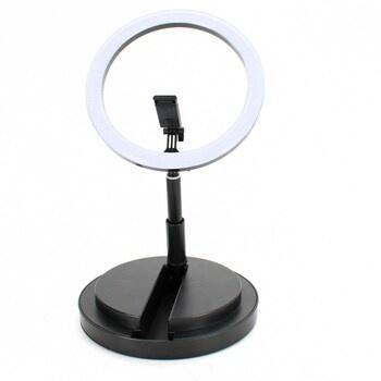 Světelný kruh pro selfie Turata LED 11.5