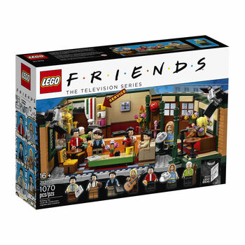 Stavebnice Lego 21319 Central Perk Přátelé