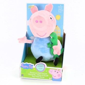 Plyšák Peppa Pig 92704 George se zvuky