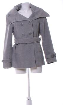 Dámský kabát Ann Christine šedý