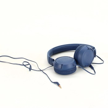 Sluchátka na uši JBL Tune 500 modrá