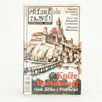 Časopis Přísně tajné! 1/2010